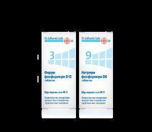 Шуслерови соли 3 и 9