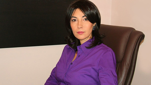 д-р Анастасия Миланова, дерматолог от София