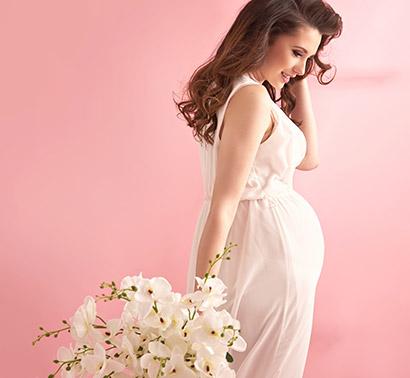 Бременна жена