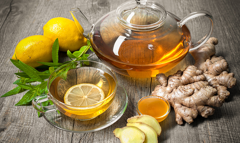 билков чай за хрема