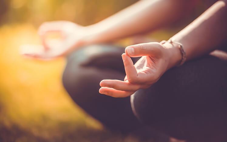 Спорт и медитация при мигрена