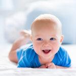 Бебе с атопична кожа