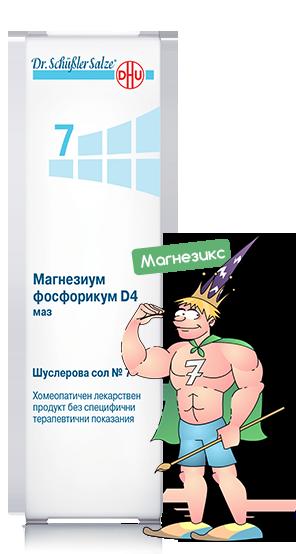 Мехлем 7 - Магнезиккс