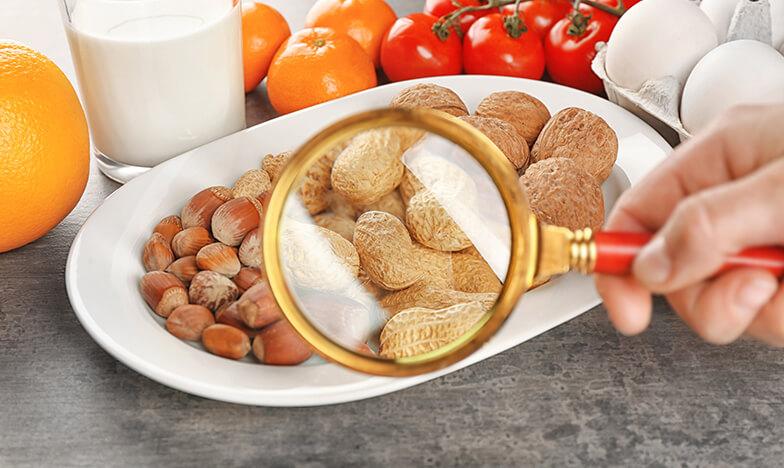 Алергия храни