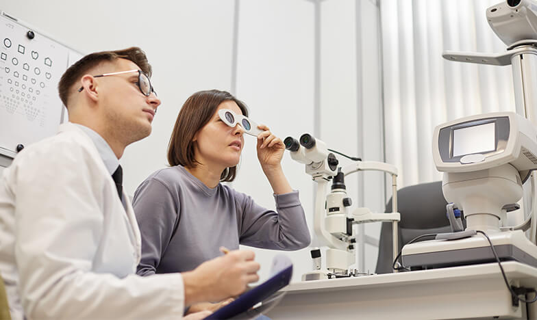 офталмолог