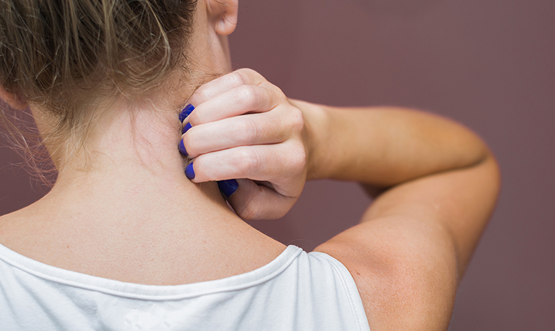 Атопичният дерматит предизвиква сърбеж