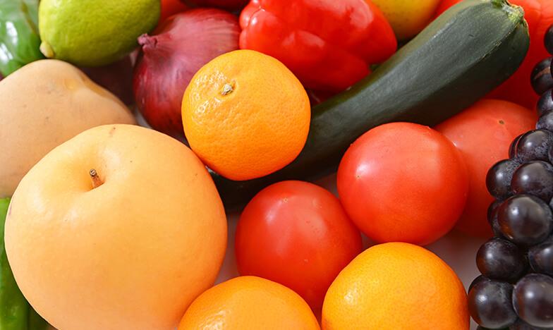 Плодове и зеленчуци, полезни при хрема