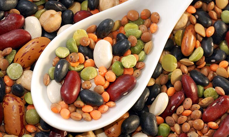 Бобови култури, които помагат при диария
