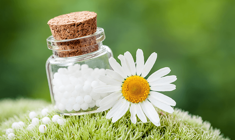 Хомеопатичните лекарства са под формата на глобули